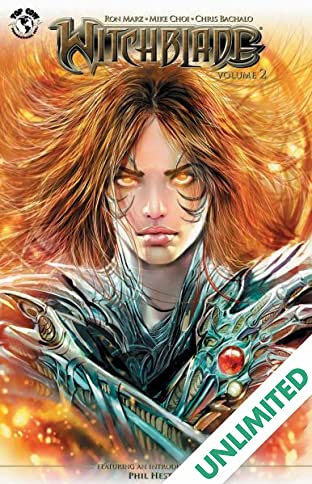 Witchblade Vol. 2